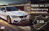 Video: BMW M4 GTS Nürburgring Lap