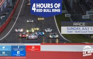 Live Stream: European Le Mans Series 2016 - Rd3 Red Bull Ring