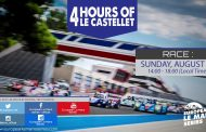 Live Stream: European Le Mans Series 2016 - Rd4 Paul Ricard - France