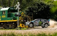 Video: [HOONIGAN] Ken Block's GYMKHANA NINE: Raw Industrial Playground