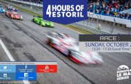 Live Stream: European Le Mans Series 2016 - RD6 4 Hours of Estoril