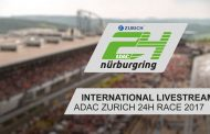 Live: ADAC Zurich Nürburgring 24h Race 2017