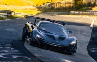Video: McLaren P1LM sets a new ring record